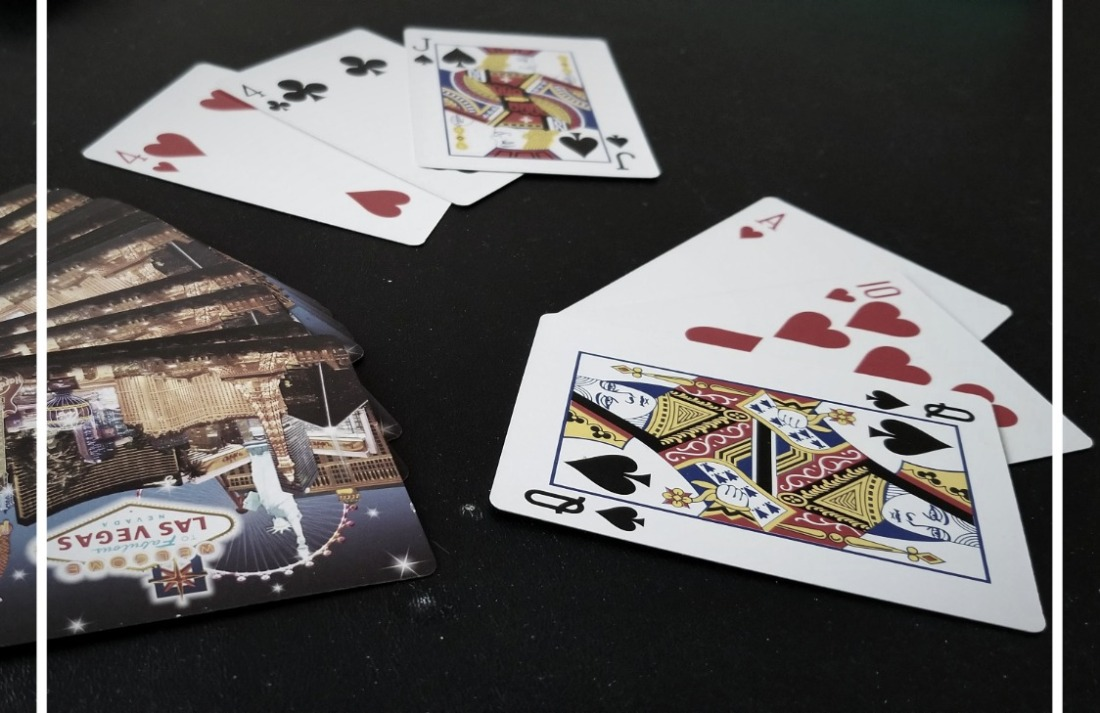 My card deck